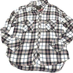 Rails x Free People Plaid Shirt
